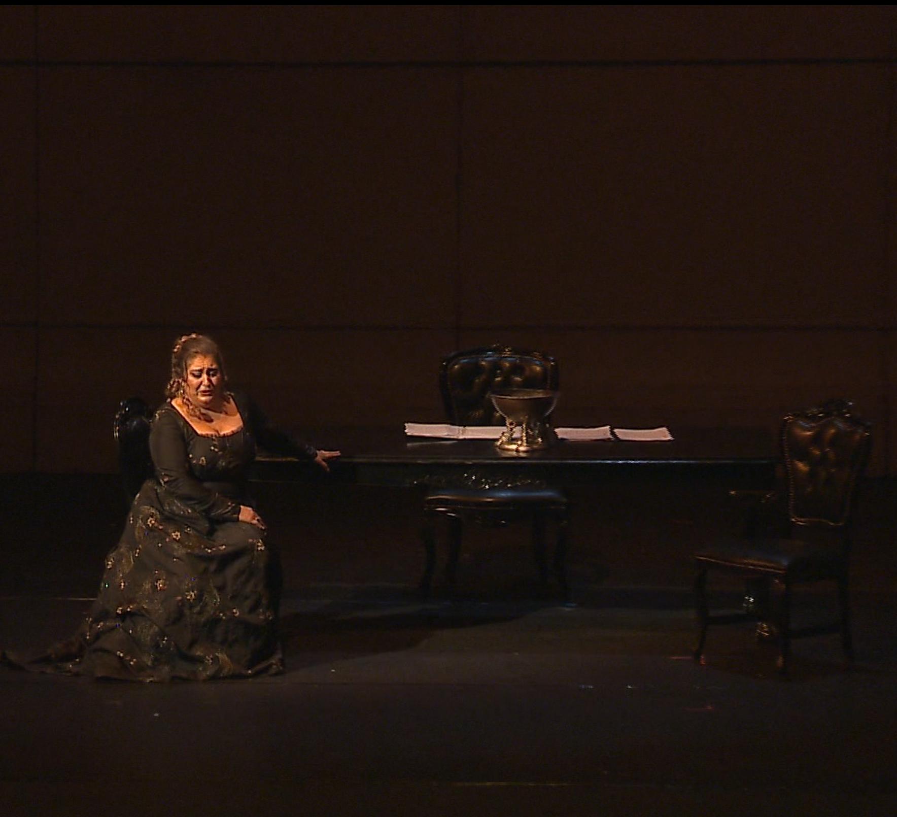 Un ballo in maschera, Amelia, Morro, ma prima in grazia - SOF - 2017